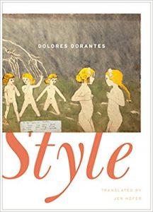 Dolores Dorantes's Style