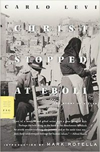Christ Stopped at Eboli, Carlo Levi