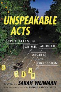 Sarah Weinman,Unspeakable Acts