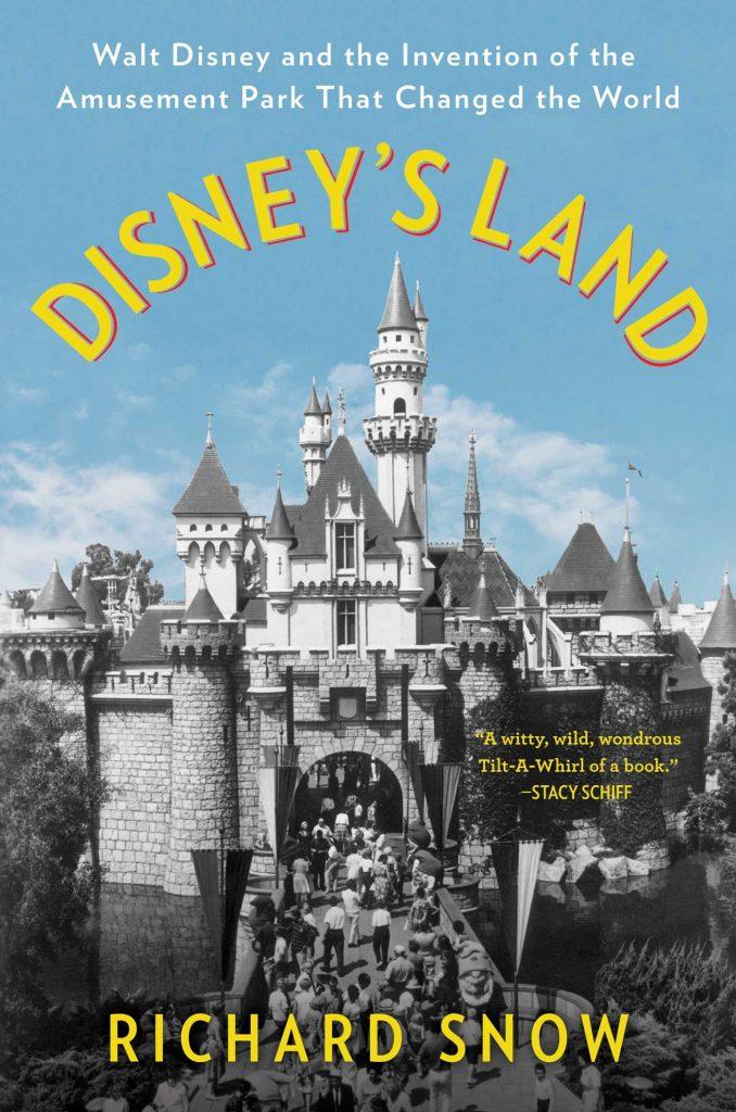 Disneyland, Richard Snow