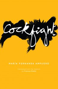 María Fernanda Ampuero, Cockfight