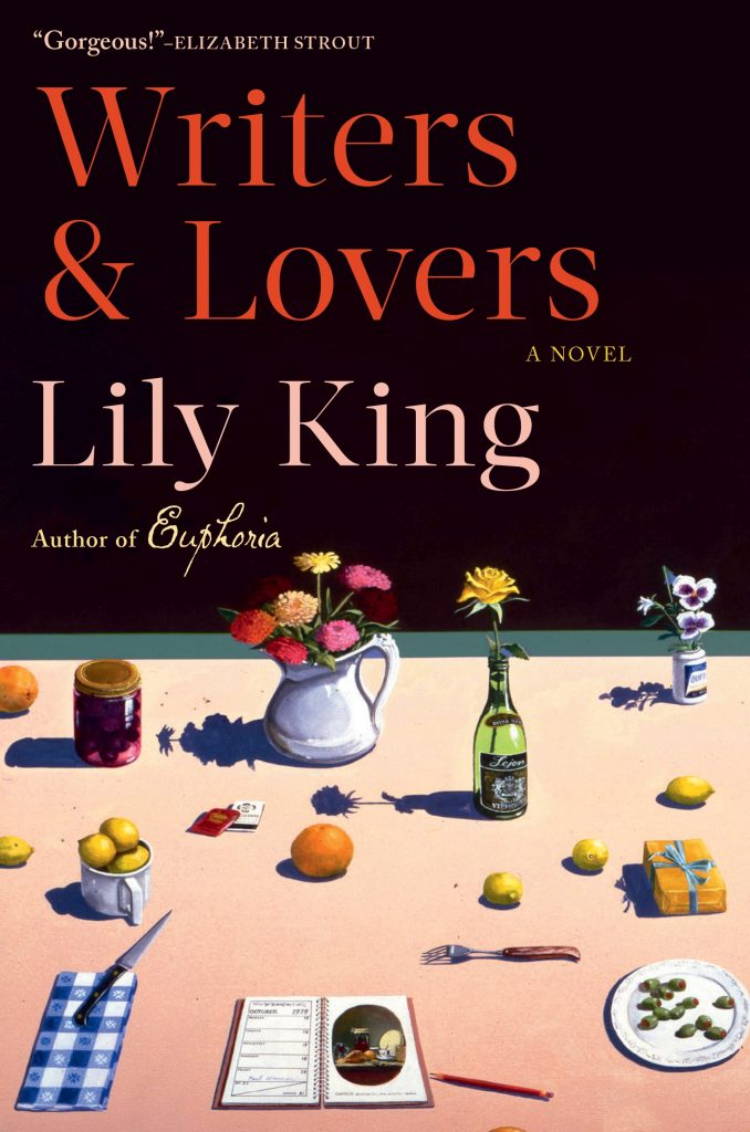 Lily King,Writers & Lovers