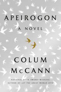 Colum McCann, Apeirogon