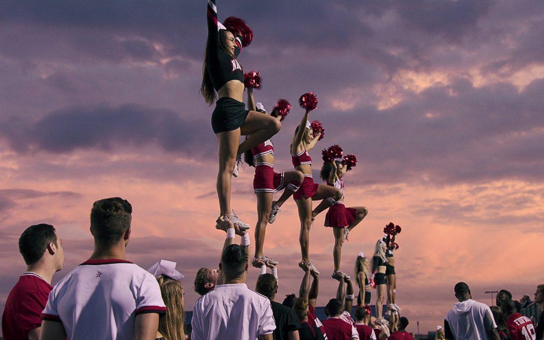 Netflix documentary, cheerleaders