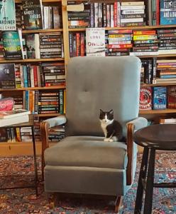 Nova Scotia bookshop