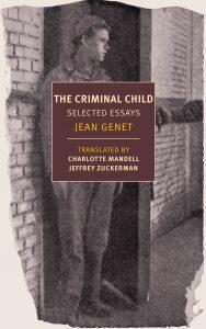 The Criminal Child_Jean Genet