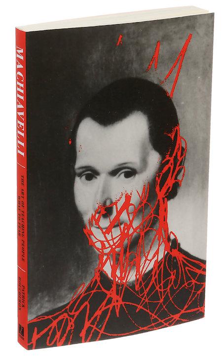 Patrick Boucheron, <em>Machiavelli</em>; design by TK TK (Other Press, February 11)