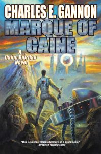Marque of Caine_Charles E. Gannon