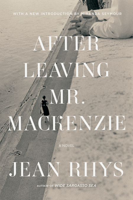 Jean Rhys,<em>After Leaving Mr. Mackenzie </em>and <em>Good Morning, Midnight</em>; design by Kelly Winton, art direction by Steve Attardo (Norton, February 25)