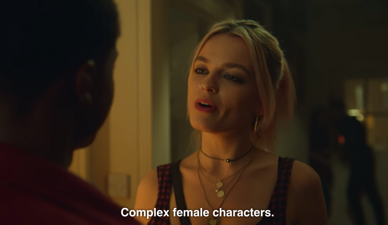 complex female characters