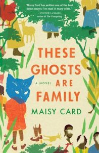 these ghosts are family maisy card