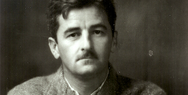 Young William Faulkner in the French Quarter ‹ Literary Hub