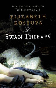 Elizabeth Kostova The Swan Thieves