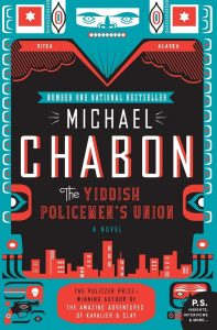 Michael Chabon The Yiddish Policemen's Union