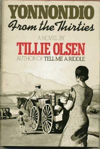 Tillie Olsen, Yonnondio: From the Thirties