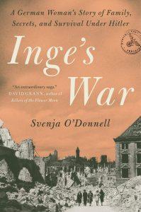 Inge's War_Svenja O'Donnell