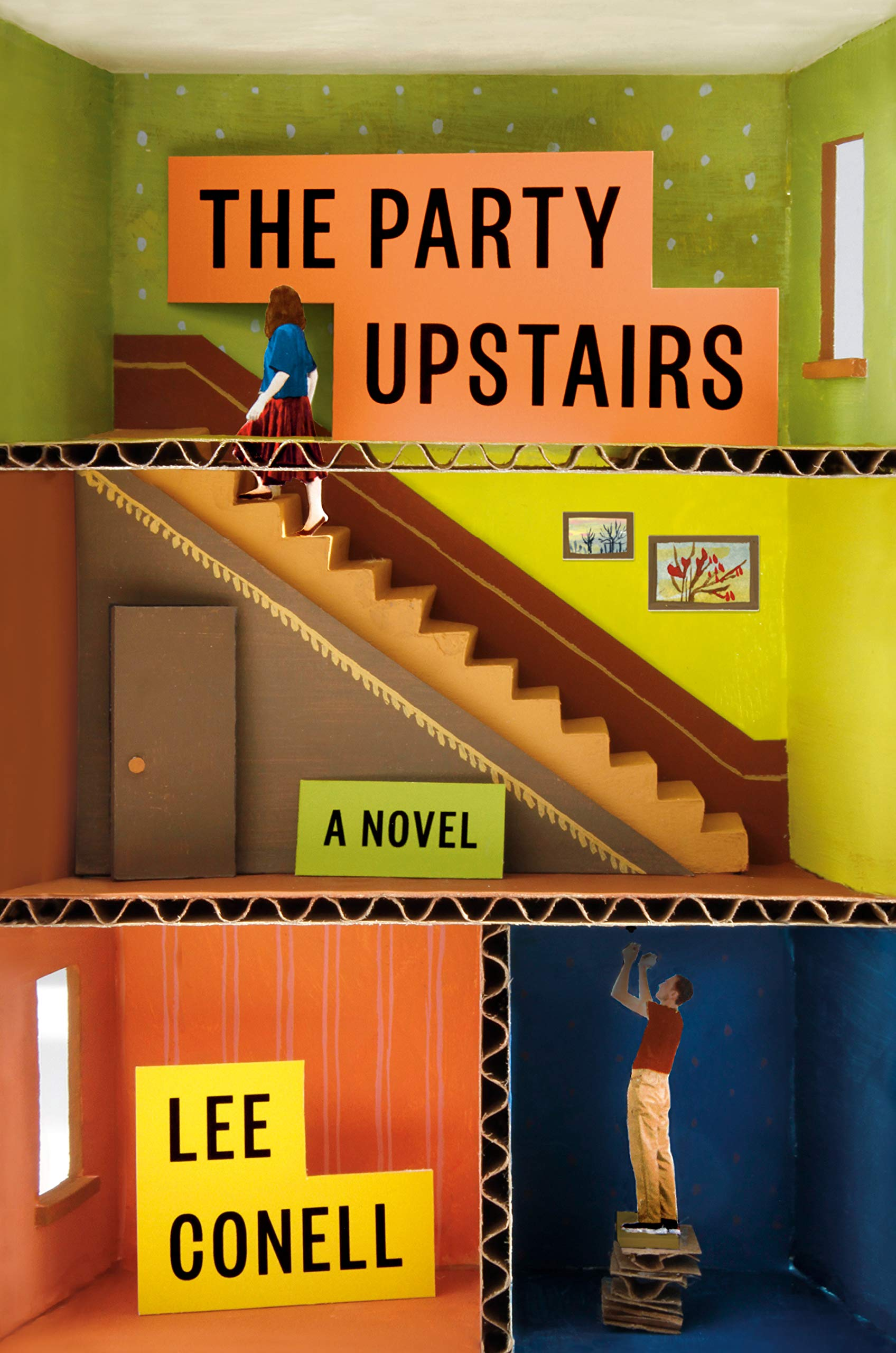 Lee Connell, The Party Upstairs