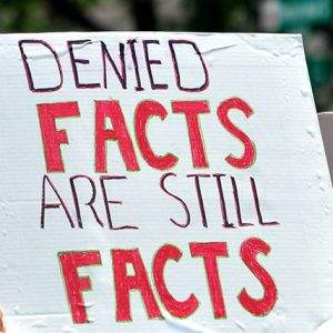 On Corporate Denial in the Age of the Pandemic