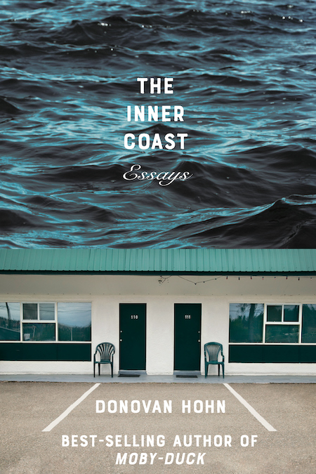 Donovan Hohn,The Inner Coast; cover design by Sarahmay Wilkinson (W. W. Norton, June 2)