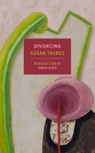 Susan Taubes, Divorcing