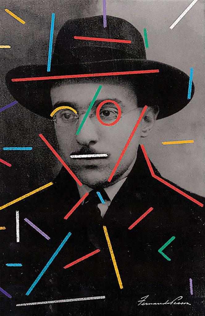 Fernando Pessoa, tr. Margaret Jull Costa and Patricio Ferrari, <em>The Complete Works of Alberto Caeiro</em>; cover design by TK TK (New Directions, July 28)