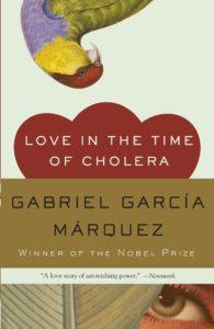 Gabriel García Márquez,Love in the Time of Cholera