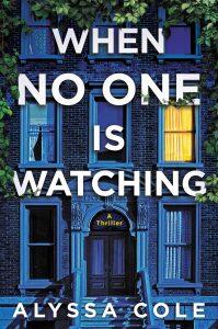 Alyssa Cole, When No One Is Watching