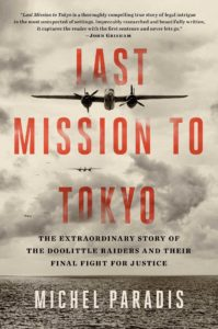 Last Mission to Tokyo_Michel Paradis