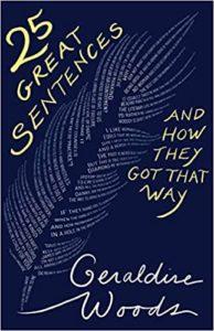 25 great sentences, geraldine woods