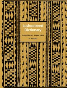lushootseed dictionary, dawn bates