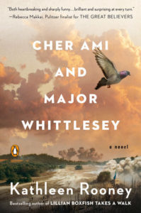 cher ami and major whittlesey, kathleen rooney