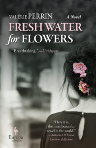 fresh water for flowers, valerie perrin