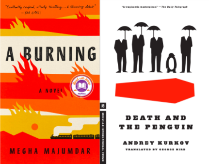 A Burning, Death and the Penguin