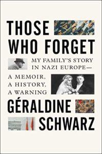 Schwarz, Those Who Forget