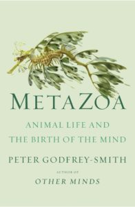Peter Gofrey-Smith,Metazoa: Animal Life and the Birth of the Mind(FSG, November 10)