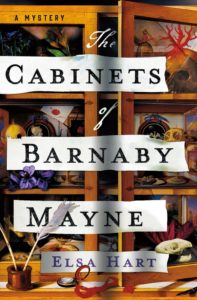 cabinets of barnaby mayne, elsa hart
