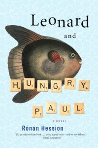 leonard and hungry paul, ronan hession
