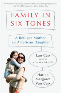 Lan Cao, Family in Six Tones