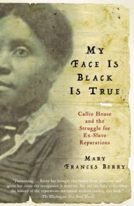 My Face Is Black Is True_Mary Frances Berry