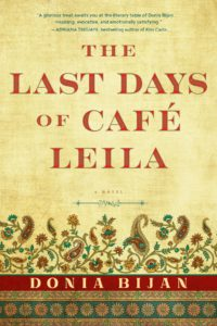 last days of cafe leila_donia bijan