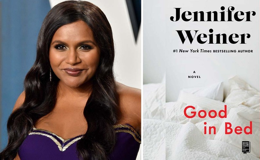 Mindy Kaling Good in Bed