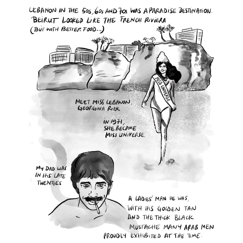 Graphic Novel 'Waiting for Normal,' Delacorte Review, image 1
