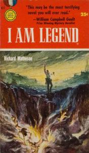 i am legend matheson