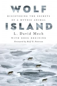 wolf island_l david mech