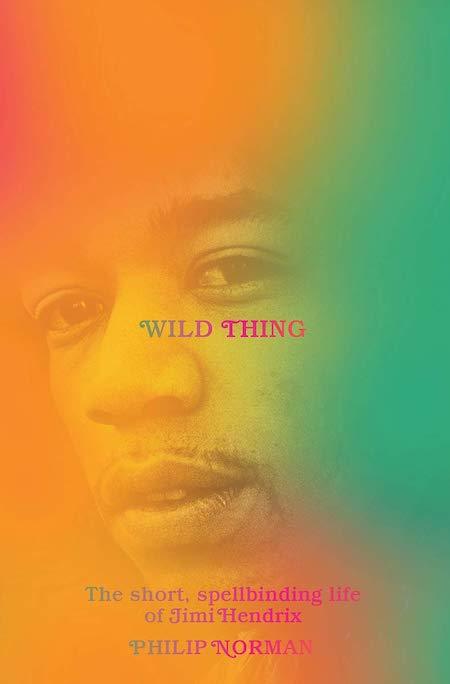 "<strong>Philip Norman, <em><a href=""https://bookshop.org/a/132/9781631495892"" target=""_blank"" rel=""noopener noreferrer"">Wild Thing</a></em>; cover design by Brad Grandgennet (Liveright, September)</strong>"