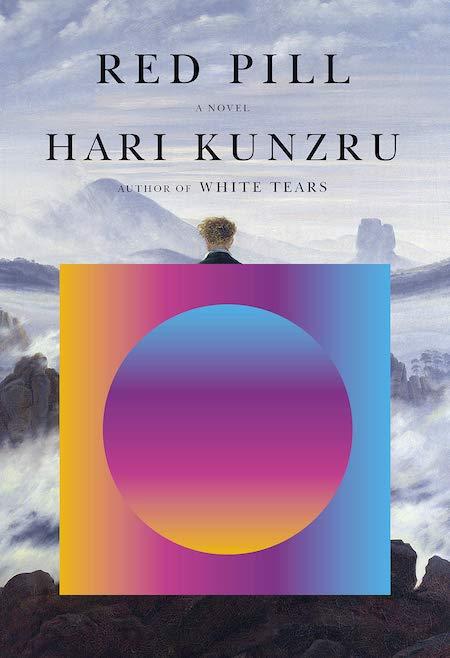 "<strong>Hari Kunzru, <a href=""https://bookshop.org/a/132/9780451493712"" target=""_blank"" rel=""noopener""><em>Red Pill</em></a>; cover design by John Gall (Knopf, September)</strong>"