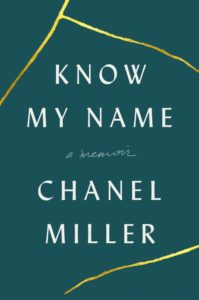 Chanel Miller, Know My Name