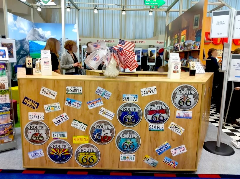 Minsk booth