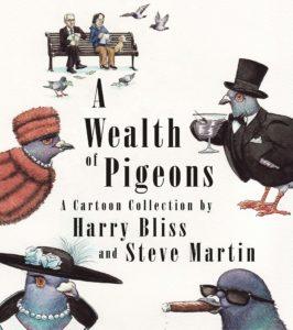 a wealth of pigeons_steve martin