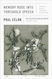 memory rose into threshold speech_paul celan